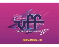CORRIDA & CAMINHADA UFF - ETAPA BARRA MANSA