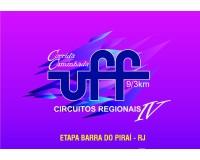 CORRIDA & CAMINHADA UFF - ETAPA BARRA DO PIRAI